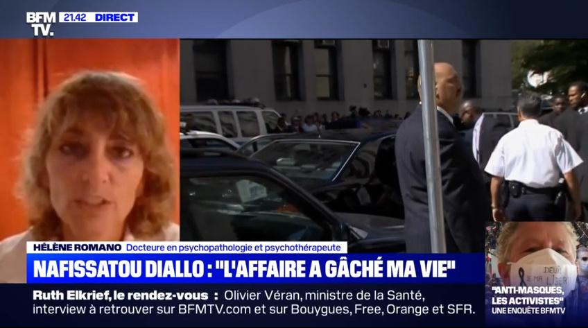 Hélène Romano dénonce le silence dans lequel on enferme les victimes de violences sexuelles